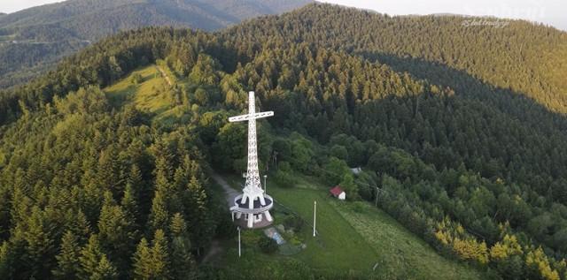 Tak wygląda Limanowa na zdjęciach z drona