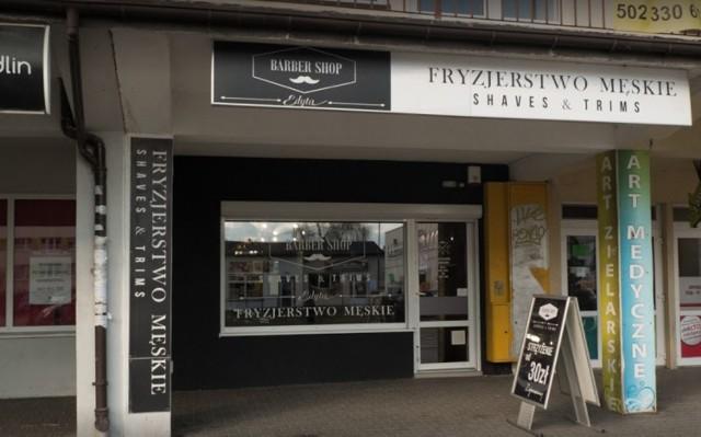 TOP 10 najpopularniejszych salonów fryzjerskich w Piotrkowie. 1. Barber Shop by Edyta, ul. Belzacka 67