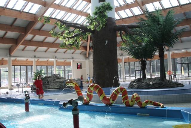 W ciągu roku Aquapark Fala w Łodzi odwiedza pół miliona osób. Wzrost frekwencji  utrzymuje  się  na poziomie 8 proc.