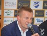 Ryszard Wolny nowym prezesem MKZ Unii Racibórz