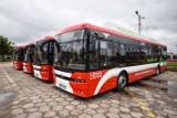 MPK w Częstochowie ma już 5 nowoczesnych autobusów elektrycznych. To pierwsze w pełni elektryczne pojazdy we flocie MPK
