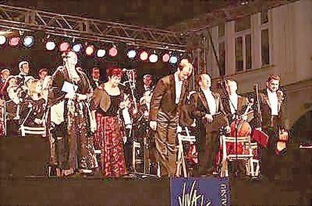 Ubiegłoroczny koncert inauguracyjny zakończył się gromkimi brawami.
