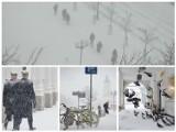 Ależ śnieżyca w Białymstoku! Oto prawdziwa zimę (dużo zdjęć)
