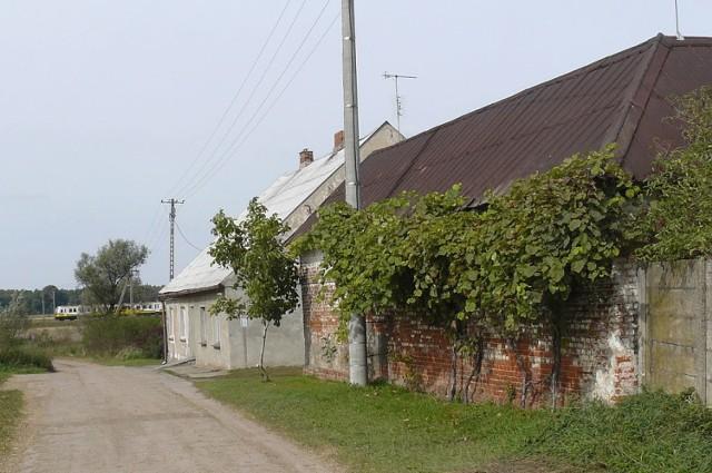 W ramach łączonych funduszy kilku wsi przeprowadzono inwestycje w sołectwie Stare Tarnowo. Na zdjęciu wieś Stare Tarnowo