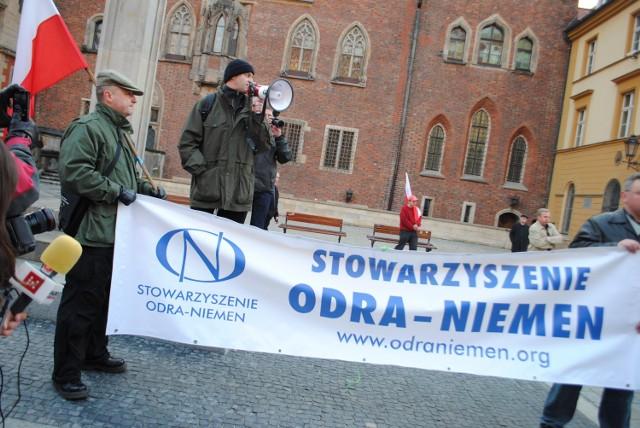 Marsz Patrotyczny Wrocław 2011