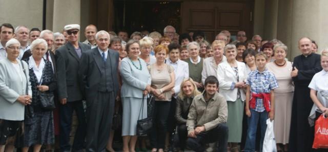 Wierni parafii pw. Chrystusa Króla z chęcią angażują się w życie wspólnoty