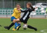 Dziewczyny też potrafią grać w piłkę. W Lublińcu rozegrano I Turniej Eliminacyjny Mistrzostw Polski Kadr Wojewódzkich U15 Dziewcząt
