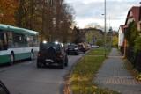 Jeden samochód na dwie osoby w Szczecinku. Jeździć coraz trudniej [zdjęcia]