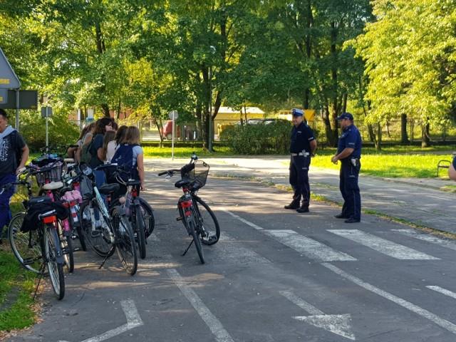 W Radomsku ruszyły egzaminy na kartę rowerową