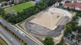 Gorzów: wielka inwestycja z lotu ptaka. Tak zmienia się gorzowski stadion. To inwestycja za miliony!