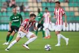 Oceniamy piłkarzy Cracovii za mecz z Górnikiem Łęczna