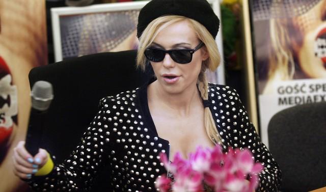 Podczas koncertu w Brzesku Doda zarzuciła burmistrzowi utrudnianie organizacji występu