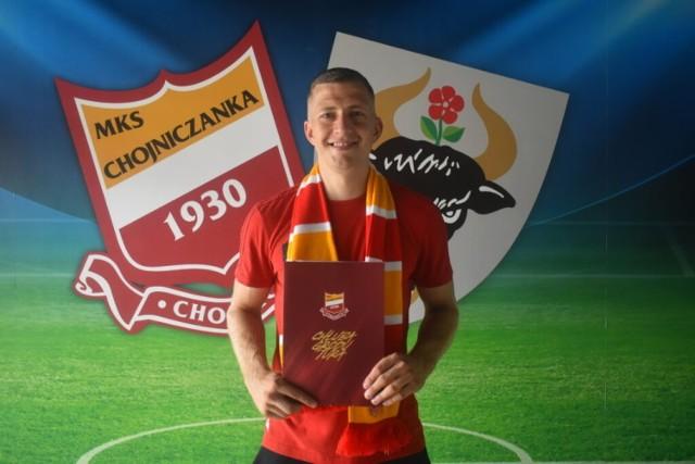 Łukasz Wolsztyński zmienił klub i ligę w ramach Pomorza. Z I-ligowej Arki Gdynia przeniósł się do II-ligowej Chojniczanki