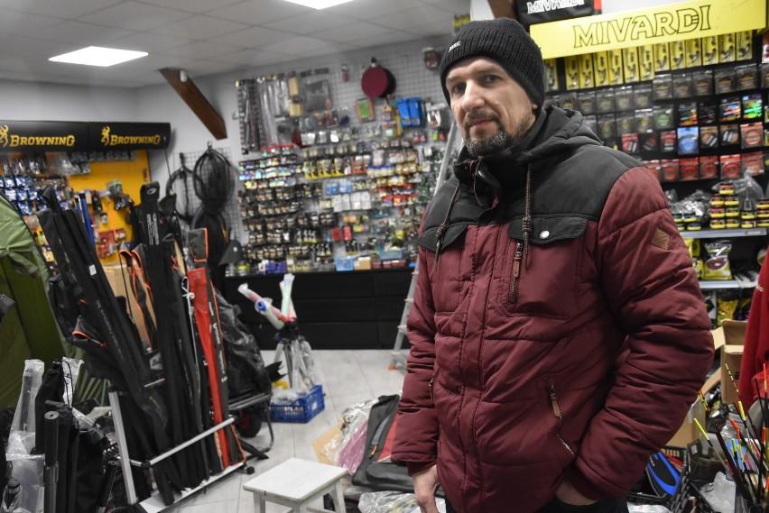 Remont ulicy Rudzkiej to dramat sklepikarzy którzy stracili klientów. Wielu mieszkańców nie chce nowej ścieżki rowerowej