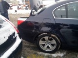Nowy Sącz. Zderzenie samochodów na ul. Krakowskiej [ZDJĘCIA]