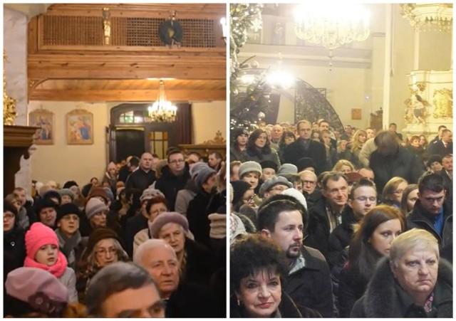 Przejdźcie do galerii i zobaczcie zdjęcia z pasterki w kościele Wniebowzięcia Najświętszej Marii Panny w Kraśniku z 2013 roku oraz kościele Świętego Ducha w Kraśniku w 2016.