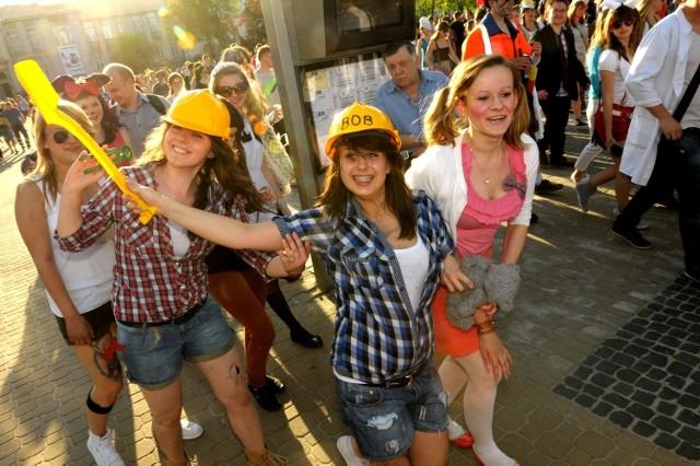 Barwny korowód studentów przejdzie ulicami Lublina 6 maja