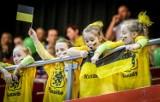 7 tysięcy dzieci z Kaszub na trybunach w Ergo Arenie. Kibicowanie na meczu Trefla i finał konkursu Aktywne Kaszuby