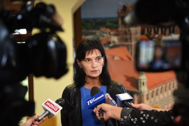 Magdalena Flisykowska-Kacprowicz zapewnia, że podatki wzrosną w rozsądnych granicach, są jednak nieuniknione