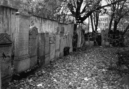 """""""Ściana pamięci"""" na bytomskim kirkucie."""