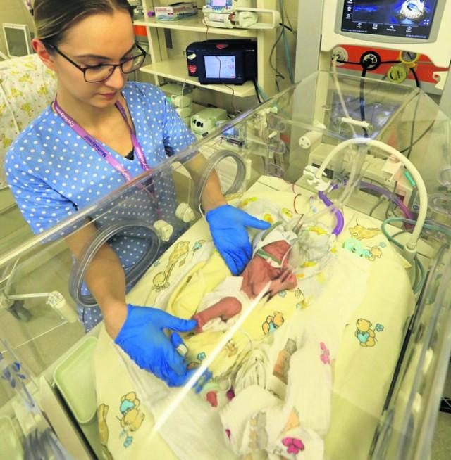 W 2017 roku toruński szpital zespolony dostał od WOŚP sprzęt za 160 tysięcy złotych.