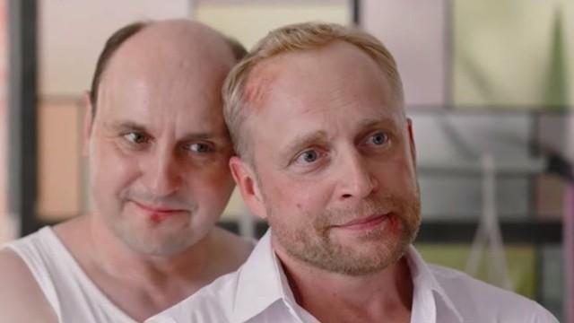 """Adam Woronowicz i Piotr Adamczyk w komedii """"Mayday"""", która zostanie pokazana na 12. Solaninie. Spotkanie z aktorami – po solaninowym pokazie"""