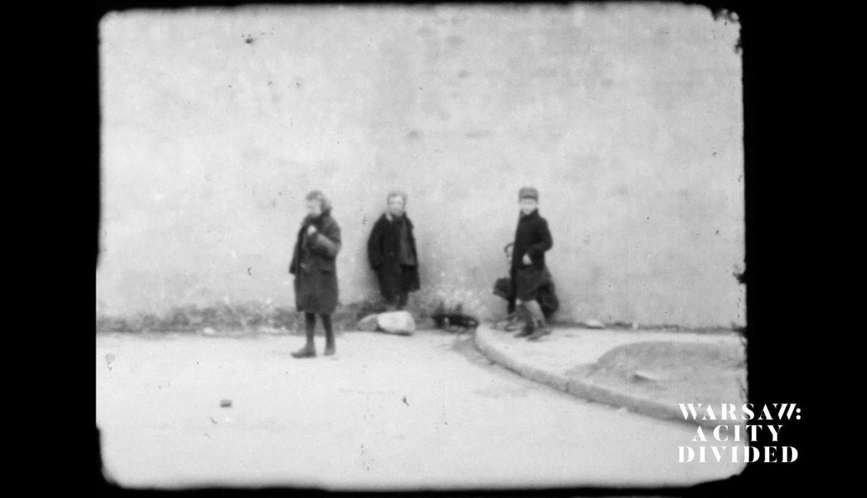 Znalezione obrazy dla zapytania warszawa miasto podzielone