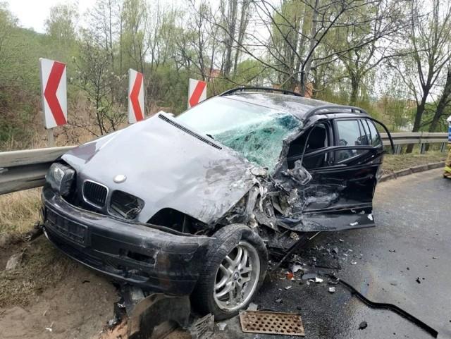 Groźne zdarzenia na drodze, w pow. nowomiejskim