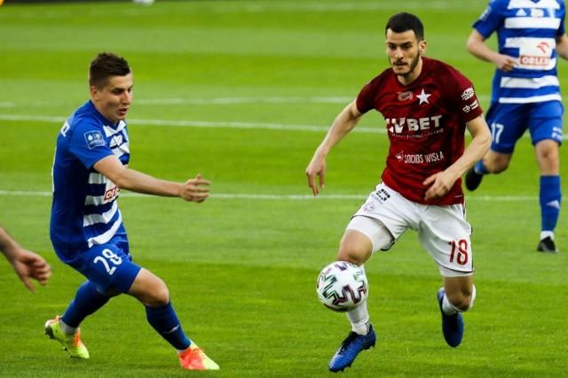 Victor Moya Martinez Chuca w meczu Wisły Kraków już nie zagra