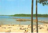 Skorzęcin dawniej i dziś - unikatowe zdjęcia turystycznej perły Wielkopolski. Czy jezioro Niedzięgiel zmieni się w kałużę? [FOTO]