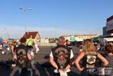 """""""Silni i Szybcy"""" czyli siłowe konkurencje łukowskich motocyklistów i strongmanów. Zobacz zdjęcia"""