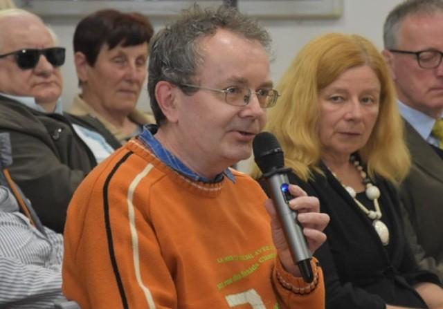 Z Andrzejem Matrasem rozmawiamy o kondycji śremskiej kultury