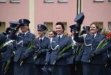 Promocja oficerska w Szkole Wyższej Wymiaru Sprawiedliwości w Kaliszu ZDJĘCIA