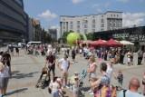 Dzień Dziecka na katowickim rynku. W niedzielę mnóstwo atrakcji dla każdego dziecka. Warto pójść!