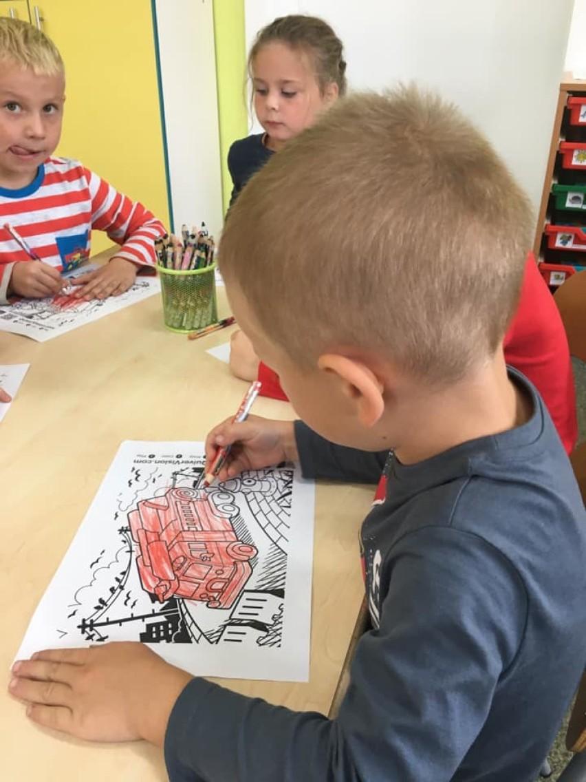 Zbąszyń: ZSP Przyprostynia - Spotkanie ze Strażakiem grupa 5- latki [Zdjęcia]