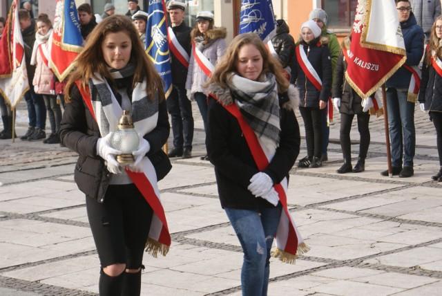 Rocznica zakończenia okupacji niemieckiej w Kaliszu
