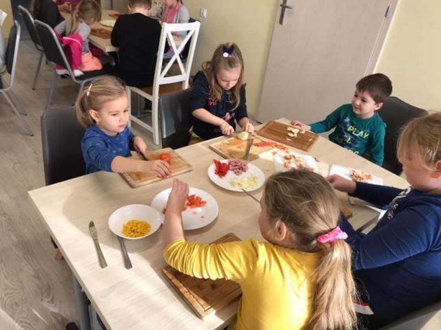 Kijewskie dzieci miały w ferie ciekawe zajęcia