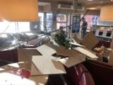 McDonald's Janki. Awaria w restauracji fast-food. Podwieszany sufit spadł na 10-letnie dziecko