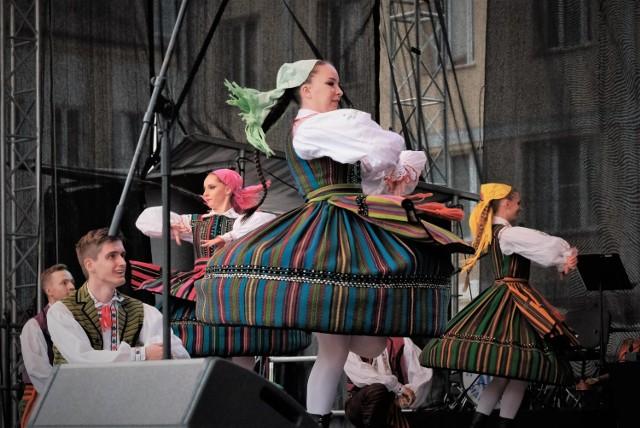 XI Podlaska Oktawa Kultur : Detva, Kurpie zielone, Perła, Oshad, Zakarpacki Chór Ukrainy