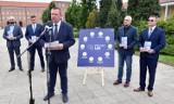 Pilski PiS na Placu Staszica o Polskim Nowym Ładzie