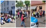 Rawiccy policjanci jeszcze przed wakacjami spotykają się z dziećmi [ZDJĘCIA]
