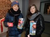 Prawie 83 tys. zł i 100 litrów krwi zebrano w Żorach podczas 20 finału WOŚP 8 stycznia 2012 r.