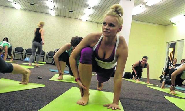 Agnieszka Stelmaszyk opowiada o zdrowym trybie życia i o tym dlaczego zaczęła trenować