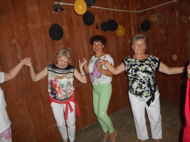 Skierniewicki Klub Seniora Jutrzenka bawił się w Grabskim Siole