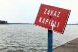 Zakaz kąpieli w Jeziorze Kierskim!