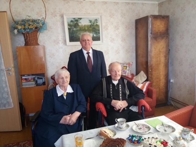 Państwo Berentowie przeżyli wspólnie 70. lat