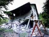 10 lat temu góra sunąca ku potokowi zgniotła wieś Kłodne