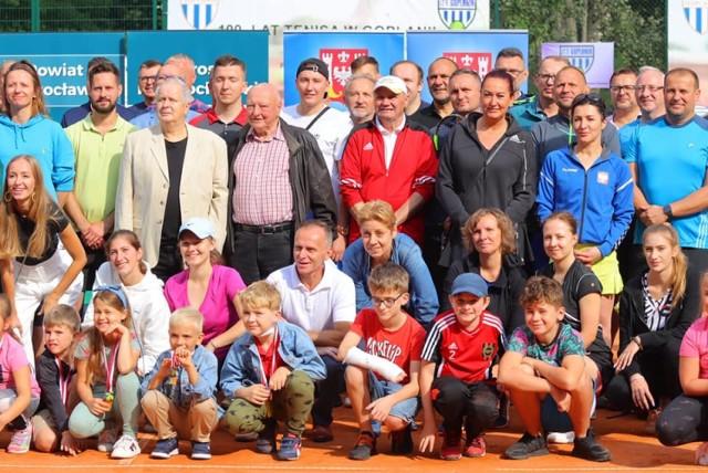 W ramach obchodów jubileuszu 100-lecia tenisa w Goplanii Inowrocław odbyły się dwa turnieje