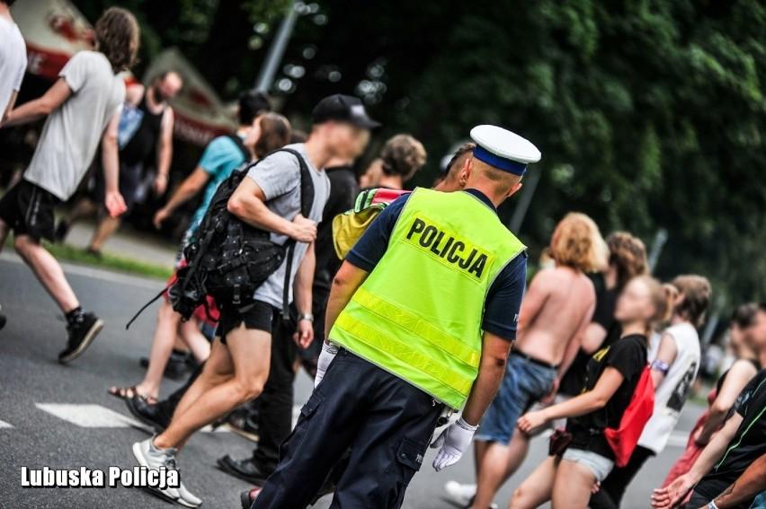 Do zdarzenia doszło na jednym skrzyżowaniu w Kostrzynie nad...