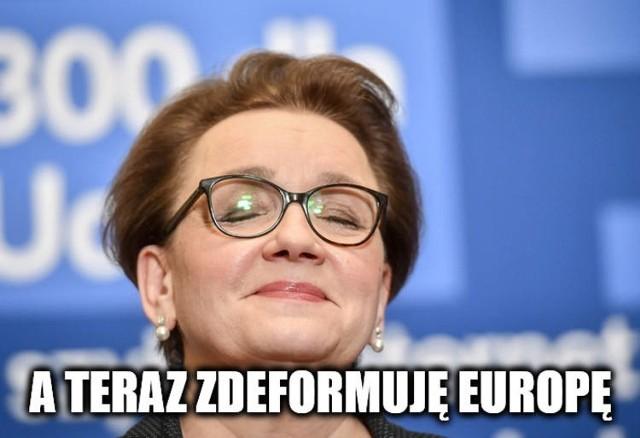 Wyniki wyborów do Europarlamentu rozpaliły polski Internet. W zalewie sporów, dyskusji i kłótni nie zabrakło prześmiewczych memów i demotywatorów. Zobacz te najlepsze znalezione w sieci --->